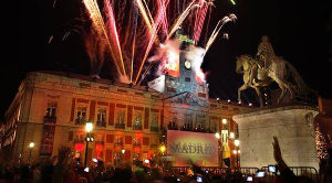 New Year's Eve in Madrid