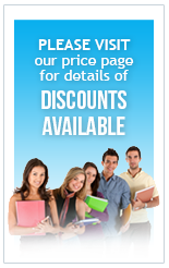 Prices and Discounts for Spanish Lessons