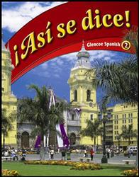 Spanish Textbook: Asi se Dice