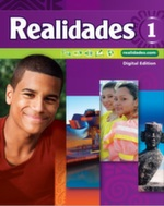 Realidades Book 1, front cover