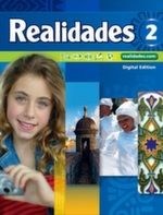 Realidades E-Books for learning Spanish