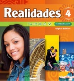Realidades Book 4, front cover